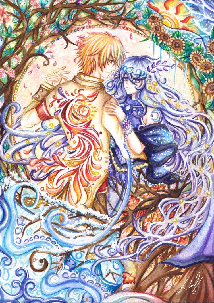 Dance of the Seasons by Kyoumei