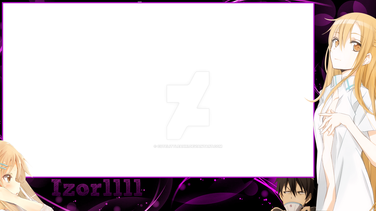 Twitch Overlay For Izor111 By CuteLittleAhri On DeviantArt