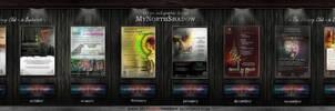 Poster Design - Print Display by mynorthshadow