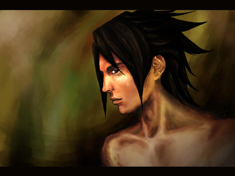 TAKA: Sasuke by kuraitenshi on DeviantArt