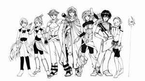 antagonist cast