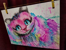 We're all Madd here -- Cheshire Cat by radiobleeder
