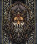 Edwardian_Fox by Bennett-Klein