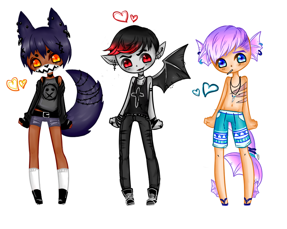 Cutie Babe Adopts .:OPEN:. by EmrysaAlbiona