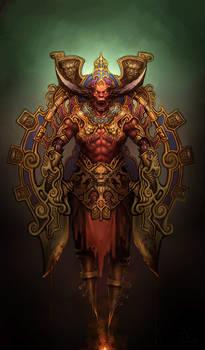 Hell devil