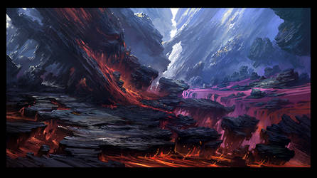 Gypcg-the-beast-mountain by gypcg