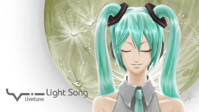 Light Song-PV intro by wissy-j
