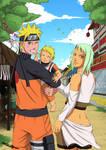 Naruto x Fu