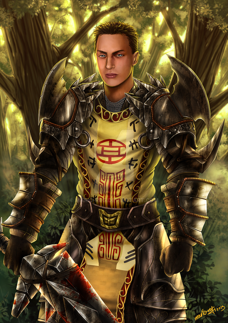 Knight by mario-reg