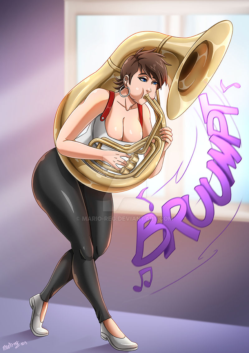 Sousaphone Alexis