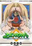 Zenon's Adventures cover by mario-reg