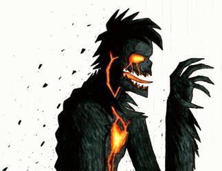 The Rage Within by DeltashockOmnihorn