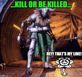 Destiny/Undertale MEME