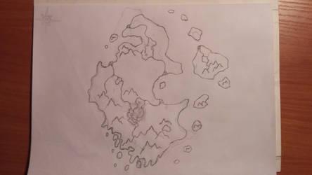 MLP Legacy: Dragon Continent (WIP) by DeltashockOmnihorn