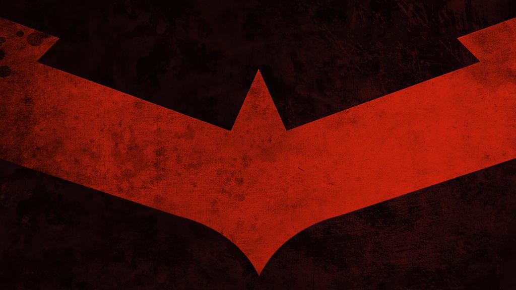 nightwing red logo wallpaper - photo #8