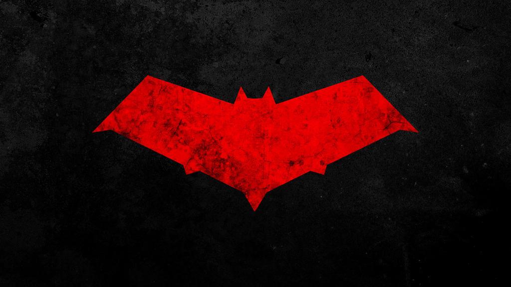 nightwing red logo wallpaper - photo #28