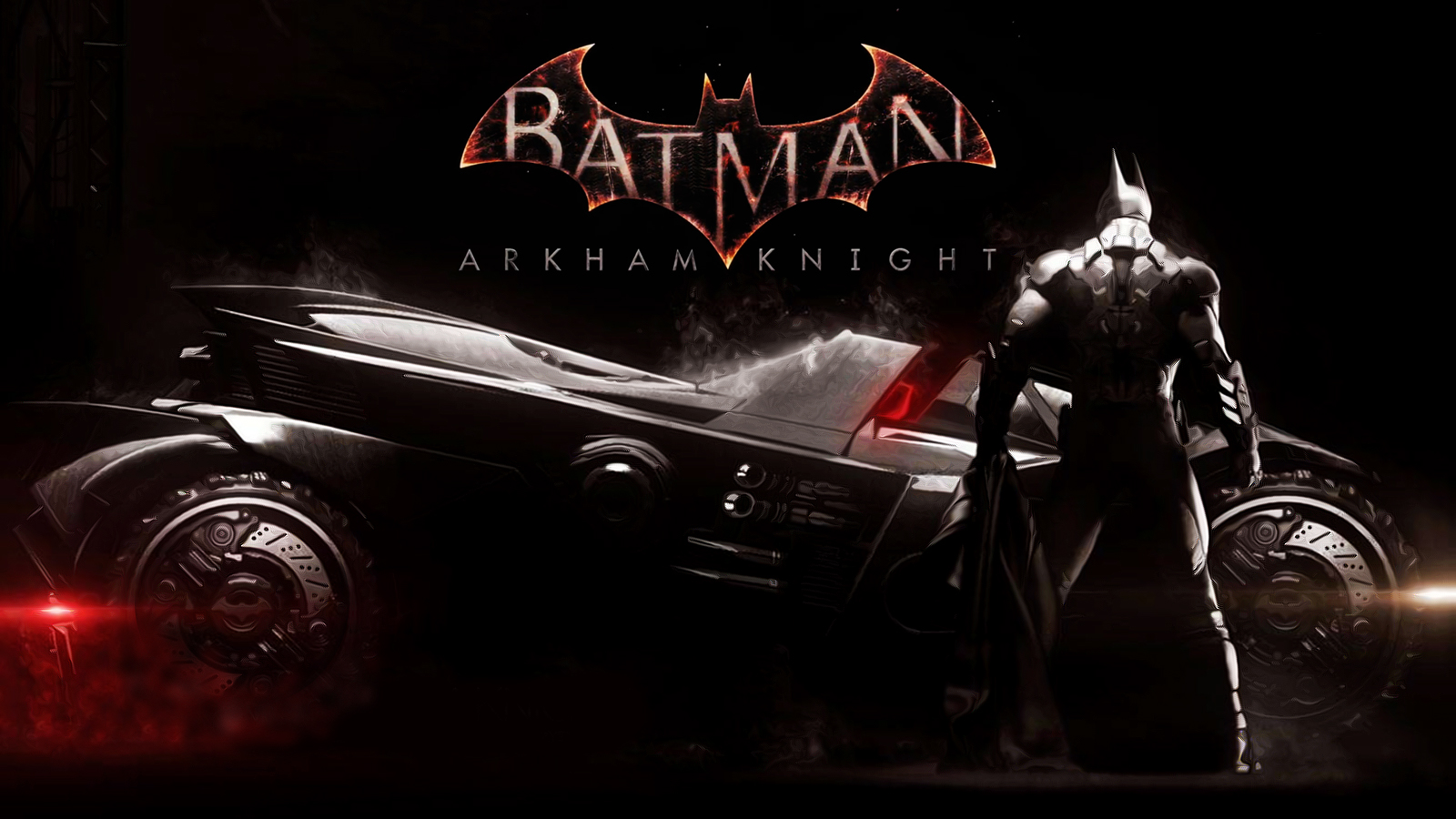 Arkham Knight Wallpaper by heyPierce