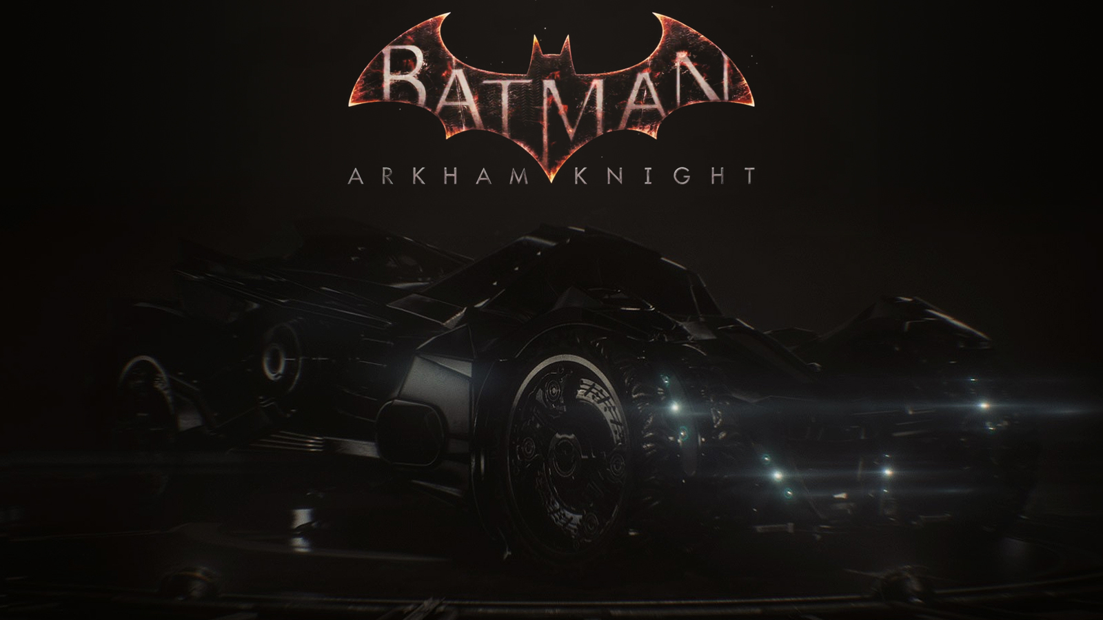 Arkham Knight Batmobile Wallpaper by heyPierce on DeviantArt