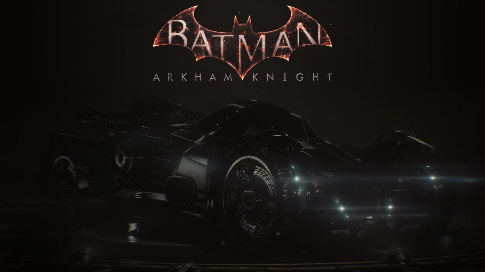 Arkham Knight Batmobile Wallpaper by heyPierce on DeviantArt