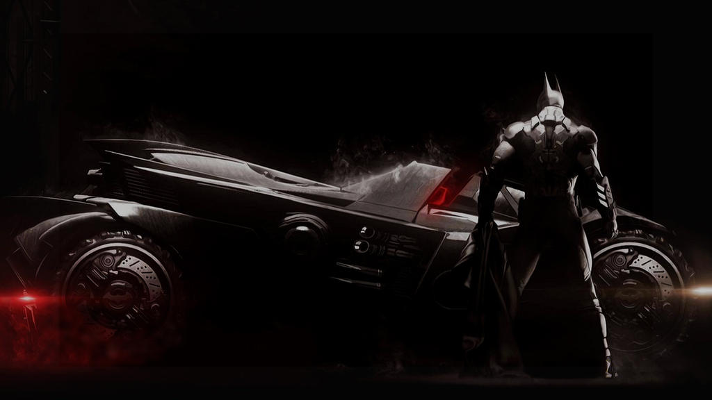 Arkham Knight Wallpaper (1080p) by heyPierce