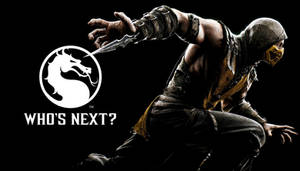 Mortal Kombat X - Scorpion Wallpaper