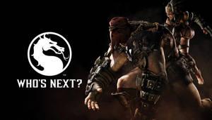 Mortal Kombat X - Ferra/Torr Wallpaper