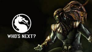 Mortal Kombat X - Kotal Kahn Wallpaper