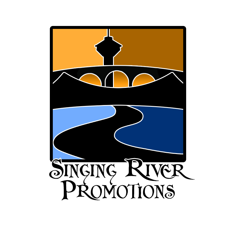 Singing River Promotions Logo by heyPierce