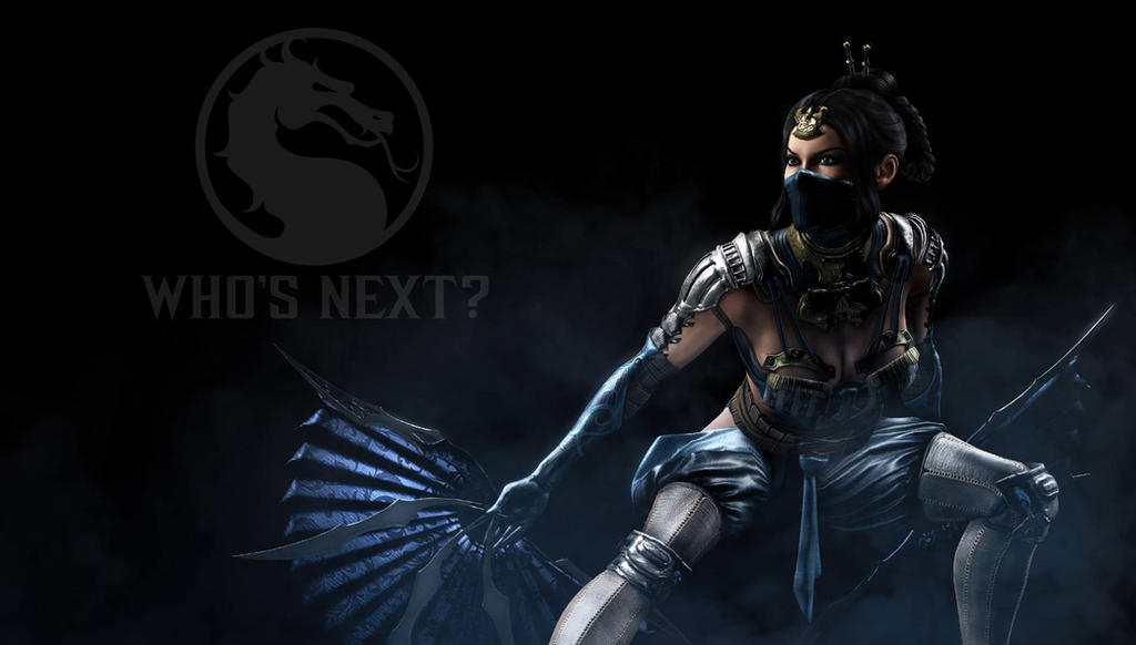 MKX Kitana Wallpaper by heyPierce