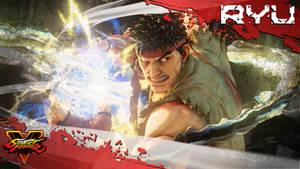 SFV Ryu Wallpaper (Ver 2)