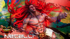 SFV Necalli Wallpaper by heyPierce