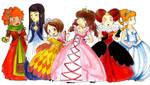 Les Six Reines