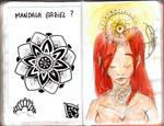 Alienor Mandala Marque de Gaziel