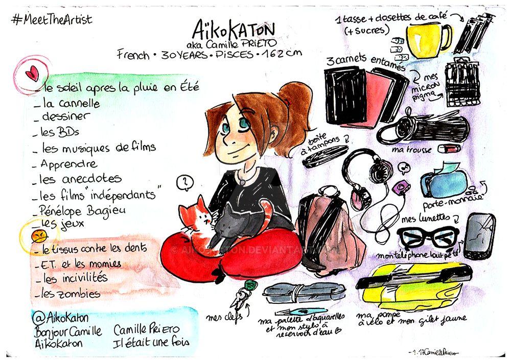 Meet The Artist by Aiko-Katon