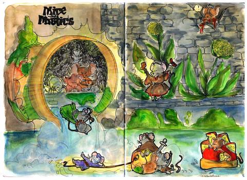 Mice and mystic fin chapitre 1