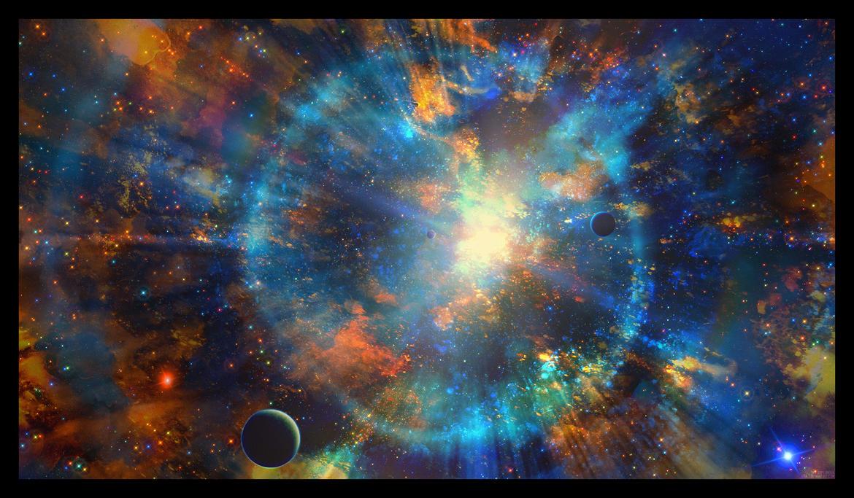 The Supernova - BIG SIZE by ERA-7