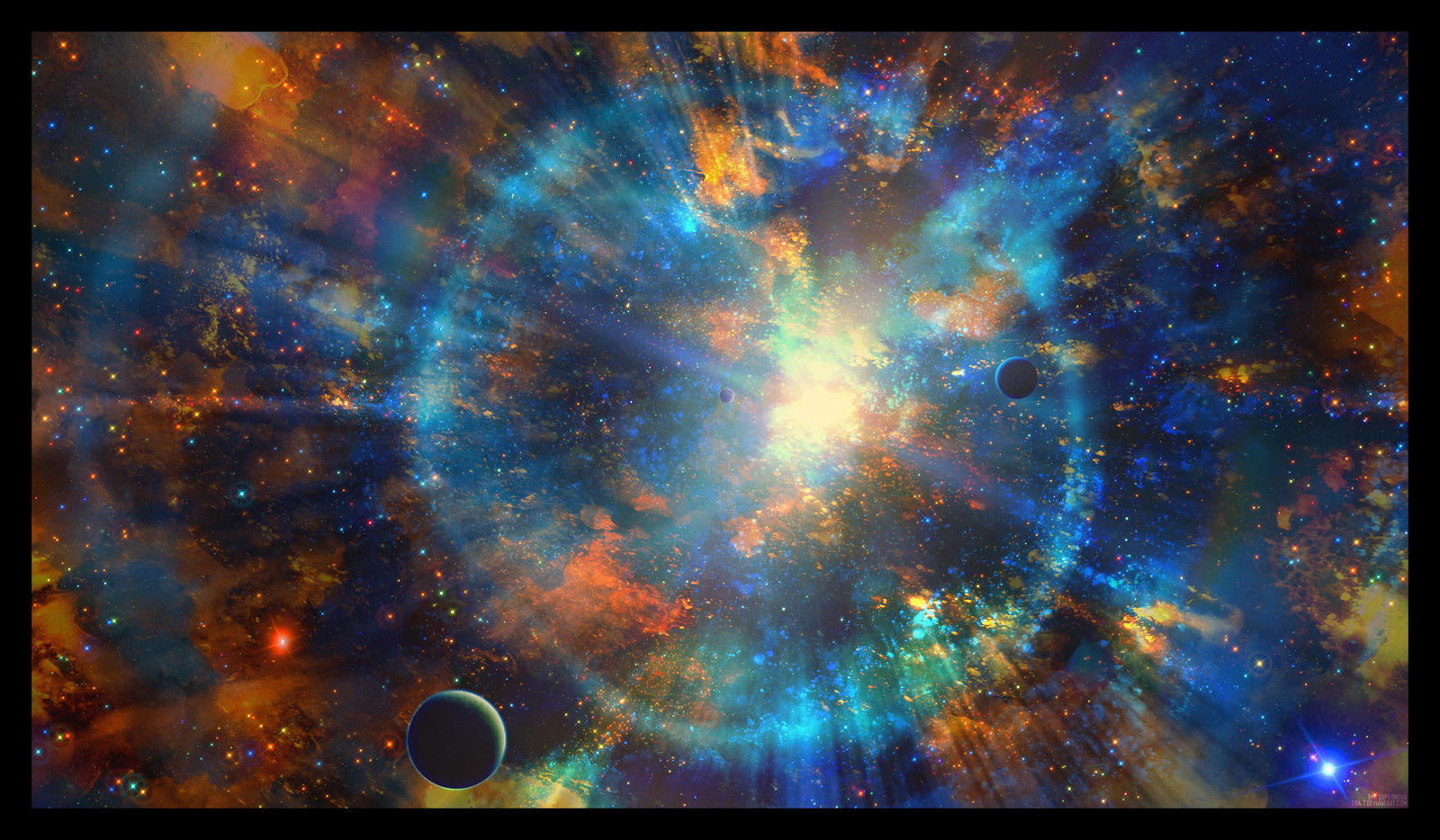 The Supernova - BIG SIZE by ERA-7