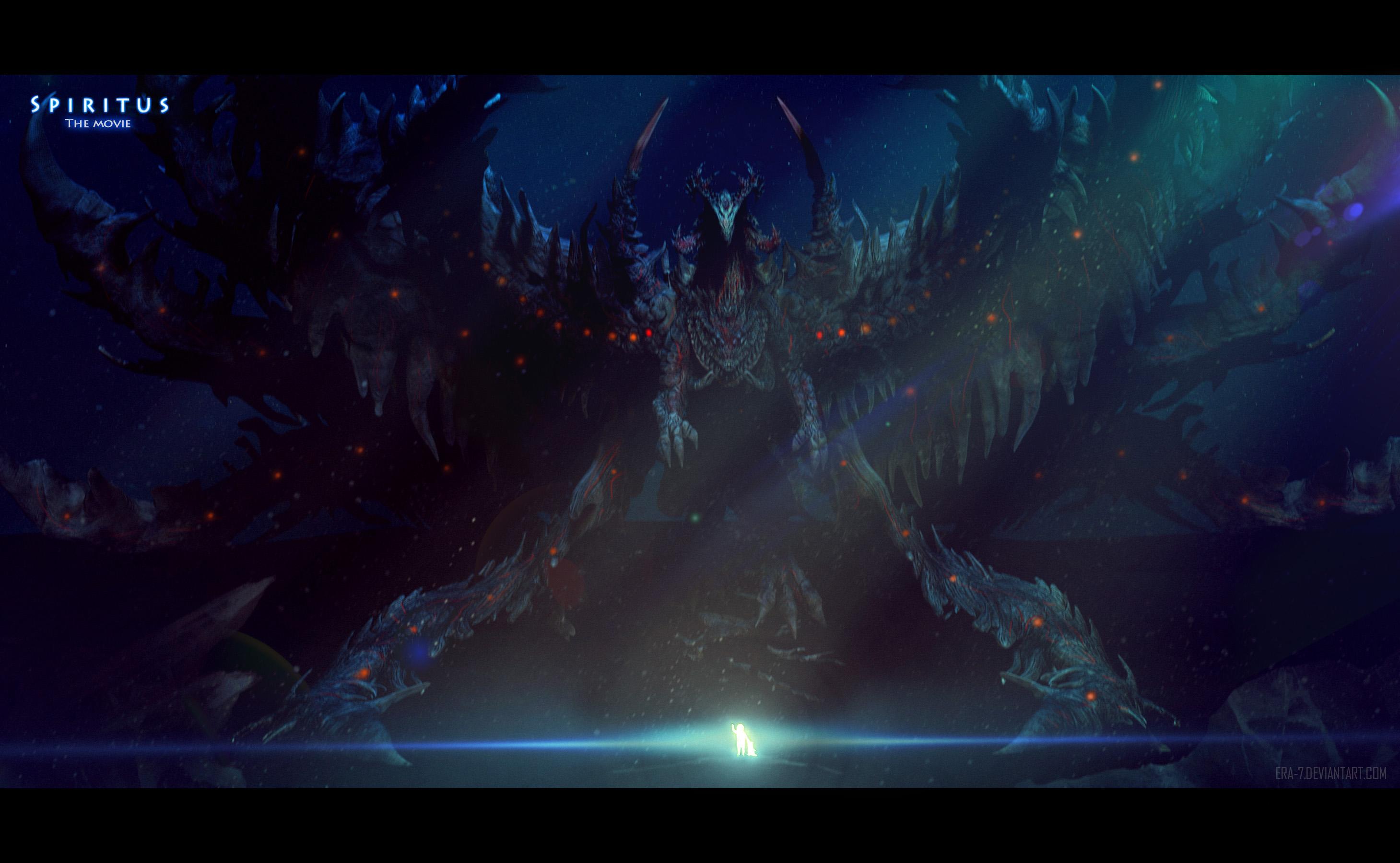 Spiritus The Movie: - Daddy... by ERA-7