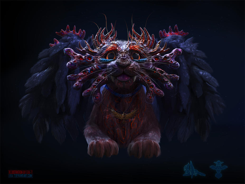 FLUFFY BEAST - Toy Concept by ERA-7