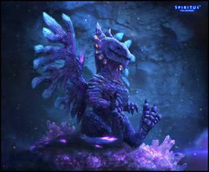 Space Dragon - Arelim 03 by ERA-7