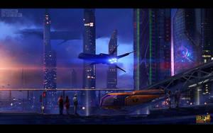 CITY 2140 by ERA-7
