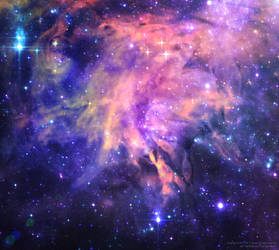 Epic Space: New Nebula by ERA-7