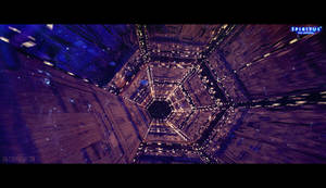 Sci-fi Corridor Concept