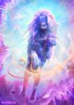 +White Lion King+
