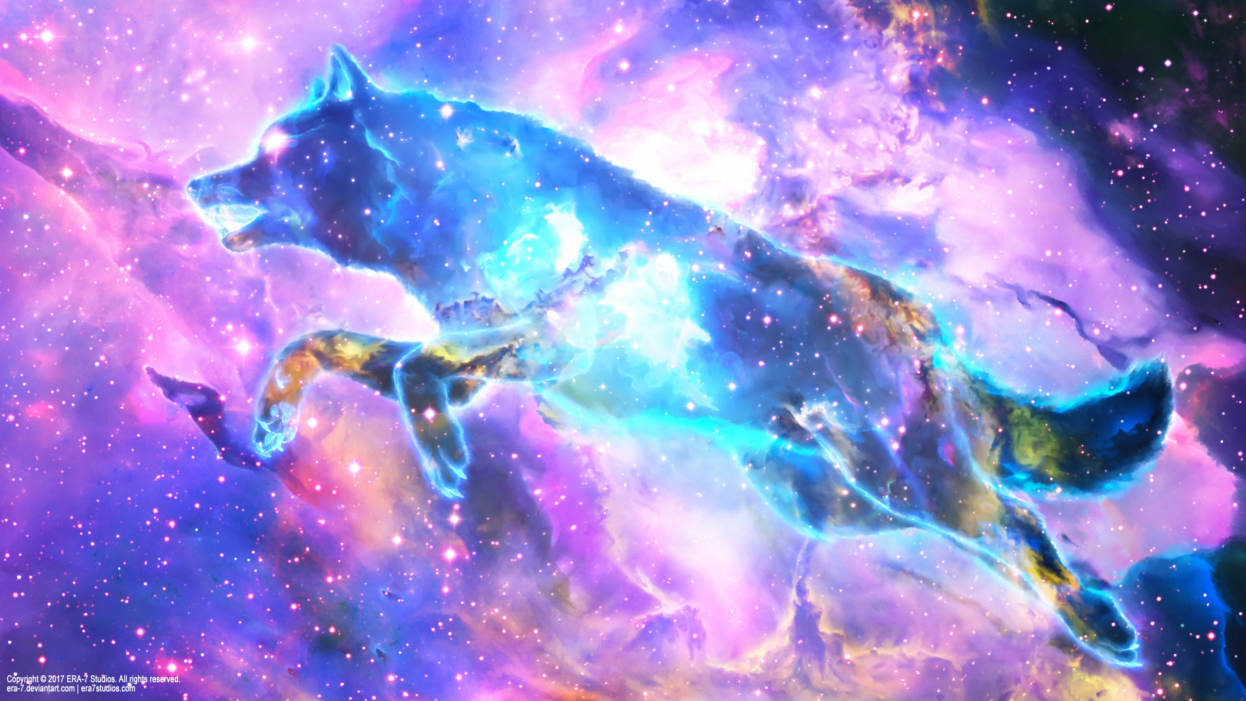 +WOLF SPIRIT+