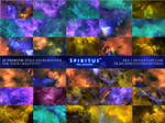 30 SPACE BACKGROUNDS - PACK 15