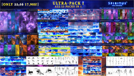 ARTISTS RESOURCES - ULTRA-PACK I - 13 IN 1