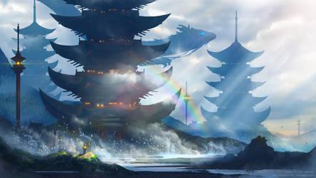 +ASIAN SPIRIT+ by ERA-7
