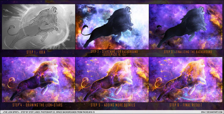 MAKING OF - LION SPIRIT by ERA-7