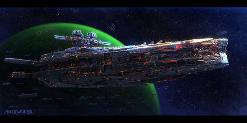 Antian Battleship Makatias Class